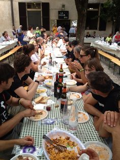 The Tuscan feast