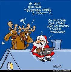 Cartoons Noël - Funny Christmas cartoons