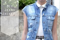 36 ideas para reciclar jeans o ropa vaquera - Meddle Tutorial and Ideas Redone Denim, Jeans Refashion, Dora, Estilo Hippie, Diy Clothes Videos, Patterned Jeans, Old Jeans, Denim Outfit, Diy Clothing