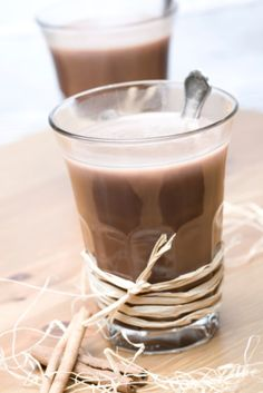 ... Irish Cream Liqueur to your traditional hot chocolate and enjoy! More