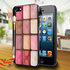 Phone Cases – Eyeshadow Makeup Set iphone 4/4S/5 case cover – a unique product by Reyes-Dawn- on DaWanda