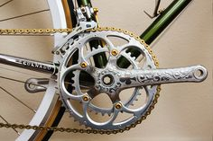 In The Lion City: The Engraved Campagnolo Colnago | Cycle EXIF
