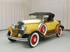 1930 DeSoto Model K Maintenance/restoration of old/vintage vehicles: the material for new cogs/casters/gears/pads could be cast polyamide which I (Cast polyamide) can produce. My contact: tatjana.alic@windowslive.com