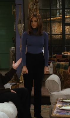 Friends Rachel Outfits, Rachel Green Friends, Friend Outfits, Rachel Green Style, Rachel Green Outfits, Rachel Green Fashion, Stylish Work Outfits, Basic Outfits, Simple Outfits