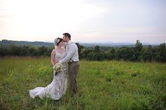 A Charlottesville farm wedding | Amanda McMahon photography