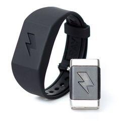 """Pavlok Armband - schlechte Gewohnheiten mit Stromschlägen """"abtrainieren""""."""