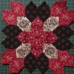 Lucy Boston Patchwork Of The Crosses- Kit 19