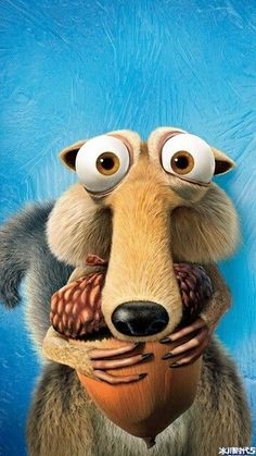 Ice Age: Collision Course Phone Wallpaper - Best of Wallpapers for Andriod and ios Disney Kunst, Art Disney, Disney Ideas, Cartoon Kunst, Cartoon Art, Movie Wallpapers, Cute Cartoon Wallpapers, Iphone Wallpapers, Disney And Dreamworks