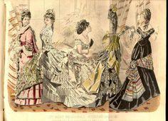 i love historical clothing: victorian fashion 1877