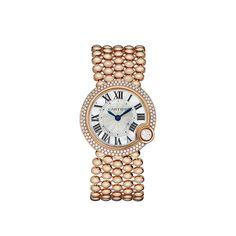 Ballon Blanc de Cartier watch