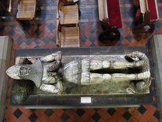 1375  Hereford Cathedral Richard Pembridge 1375