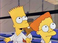 Die Simpsons Staffel 3 Folge 3   Screen 05 Die Simpsons, Bart Simpson, Gaming, Make It Yourself, Videos, Season 3, Entertaining, Videogames, Game
