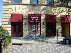 Karen's Café (Seasons 1 to 4 and Season 8 to 9) | Address: Corner of Grace St. and N Front St., Wilmington, NC 28401