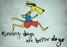 Running days Dog - Ignacio Barceló