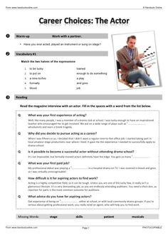 EFL | TEFL | ESL worksheets, handouts, lesson plans and resources for English teachers.