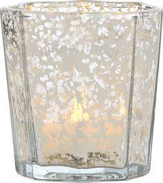 96e2d5bba1f2 Patricia Mercury Glass Tealight Holder
