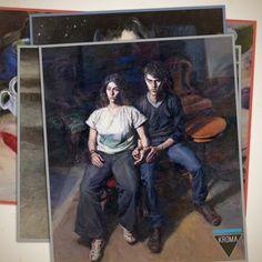 Art Exhibition  Artists: Daskalakis Madenis Rorris  Until January 7th 2017  #kroma #kromamagazine #pikatablet #artexhibition #daskalakis #madenis #rorris Insta Videos, Instagram Posts, Artist, Painting, Artists, Painting Art, Paintings, Painted Canvas, Drawings