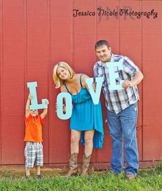 family photography  Use family instead of love