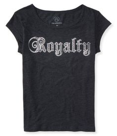 Kids' Royalty Bling Graphic T - PS From Aeropostale