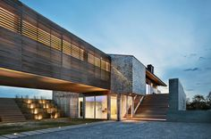 Genius Loci house in Long Island, New York by Bates Masi Architects