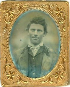 Civil War Ambrotype: Identified Florida Confederate Infantryman