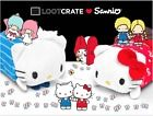 Exclusive HELLO KITTY  DEAR DANIEL Plush Set Sanrio Loot Crate PRESALE