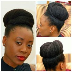 Natural Hairstyles For Job Interviews Fascinating 5 Professional Hairstyles To Nail That Job Interview  Professional