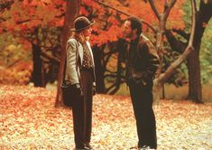 Meg Ryan and Billy Crystal in When Harry Met Sally. When Harry Met Sally makes my Top Five Favourite Romantic Movies, does it make yours? When Harry Met Sally, Harry And Sally, Woody Allen, The Fall Movie, Autumn Movie, Image Cinema, Nora Ephron, Romantic Films, Autumn Aesthetic