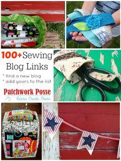 100  Sewing Links