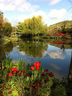 Monet's garden - Giverney