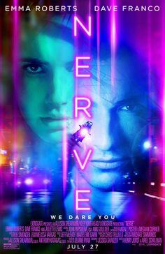 #Nerve poster #EmmaRoberts #DaveFranco