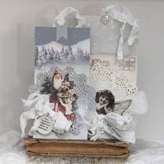 Anne's paper fun: Gift tags - Pion Design