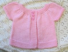 Baby Kina - pattern from Ravelry