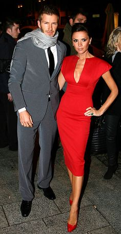Victoria Beckham is a bad chick! #fashionicon