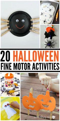 20 Halloween Fine Mo