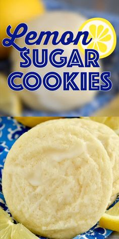 Buttery cookies made with brown sugar. Unbelievably simple, soft and chewy. These tender Brown Sugar Butter Cookies are an easy dessert to make! Lemon Sugar Cookies, Sugar Cookies Recipe, Yummy Cookies, Cheese Cookies, Cinnamon Cookies, Vanilla Cookies, Vanilla Sugar, French Vanilla, Coffee Cookies