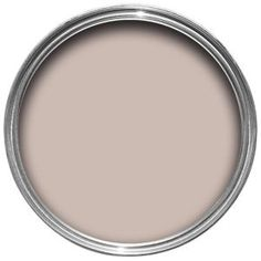 Dulux Perfectly Taupe Matt Emulsion Paint - B&Q for all your home and garden supplies and advice on all the latest DIY trends Dulux Egyptian Cotton, Home Layout Design, Taupe Paint, Dulux Paint, Wall Colors, Paint Colours, Colours 2017, Colors