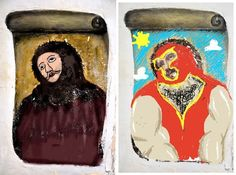 Ad Agency Invites Users To Restore Their Own Ecce Homo - PSFK