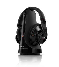 Philips Wireless Hi-Fi headphones Hi Fi Headphones, Cheap Headphones, Technology Gadgets, Science And Technology, Intelligent Design, Philips, Computer Accessories, Industrial Design, Headset