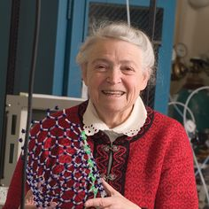 """Millie Dresselhaus - """"Queen of Carbon - http://www.technologyreview.com/article/513491/the-what-if-whiz/"""