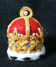 latest crown pincushion   by verybigjen