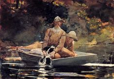 Winslow Homer (American, Realism, 1836–1910):  1892. - Google Search