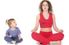 Ways to incorporate kids of any age into exercise both parents and children will enjoy.