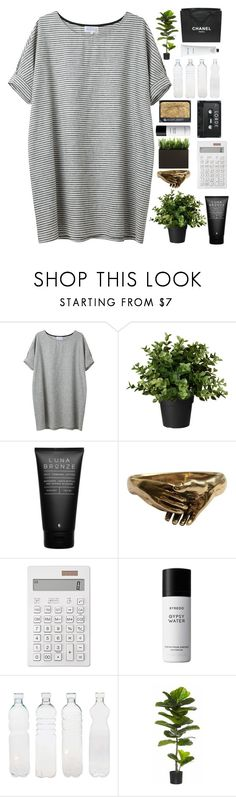 """""""The Monsters Turned Out To Be Just Trees"""" by theafergusma ❤ liked on Polyvore featuring Luna Bronze, Muji, Liberty, NARS Cosmetics, Seletti, Chanel and Rodin"""