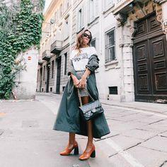 Las estrellas de Instagram no se han podido resistir a estas tres faldas de Zara que seguramente también te conquistarán a ti. Si te gusta alguna, corre por ella antes de que se agote.
