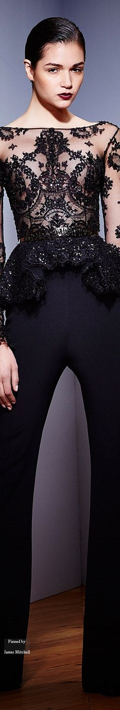 Zuhair Murad Collections Fall Winter 2015-16 collection