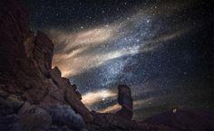 Lo spettacolo dei cieli stellati di Nicholas Buer