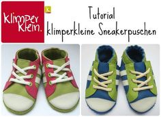 Freebook sneaker purses - Do It Yourself Bb Shoes, Sock Shoes, Sewing For Kids, Diy For Kids, Baskets, Baby Sneakers, Inspiration For Kids, Baby Booties, Sewing Patterns Free