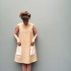 100 Acts of Sewing, Dress no. 1