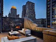 Luxury Life Design: Sleep under the stars in New York